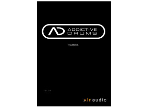 Addictive Drums Manuel en francais