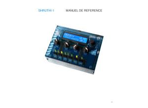manuel shruthi-1 français