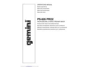 ps626 pro2