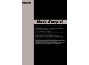 Roland GK-3B Mode d'emploi