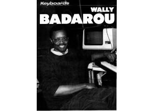 Interview de Wally Badarou à propos du Synclavier 9600