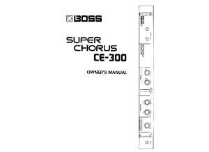 CE-300 Manual