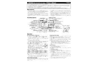 DB-60 Manual
