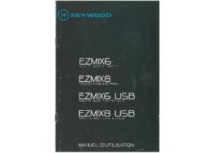 Keywood EZMix Manuel d'utilisation