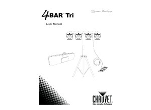 4bar Tri   Tri Color Leds   Full Package Kit   User Manual