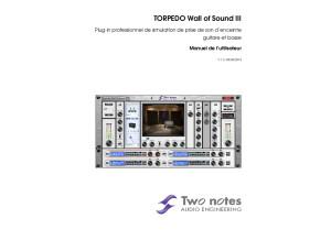 FR MANUAL torpedo WoSIII