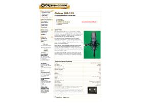 Oktava MK 219 review