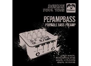 Mode d'emploi Palmer Pocket Amp Bass