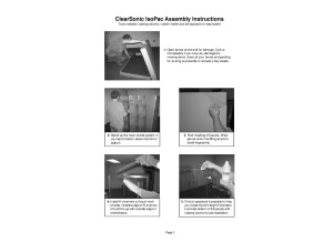 ClearsonicAssemblyInstructions