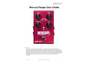 Source Audio Mercury Manual