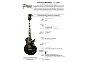 LPC68PSL12596 1968 Les Paul Custom