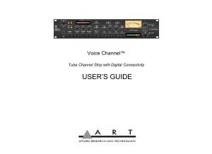 Art Pro Voice channel User Guide