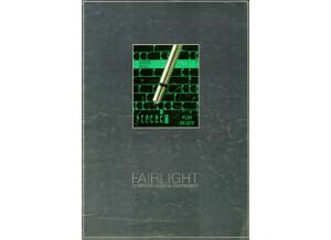 Fairlight CMI IIx Service Manual