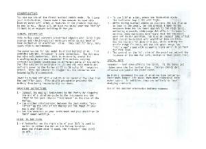 Morley Slimline Wah Volume Manual (page 2)