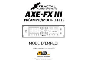 Axe-Fx-III-manual-FR