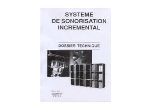 Dossier Technique - Système de sonorisation Incrémental