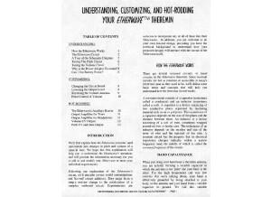 BigBriar Etherwave Service Manual