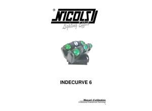INDECURVE 6 USER MANUAL - FR ENG -