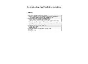 firewire_installation_troubleshooting