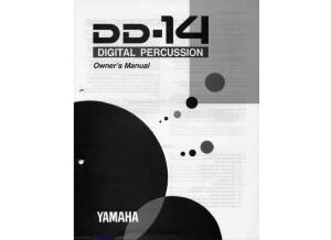 Yamaha DD-14 (english manual)
