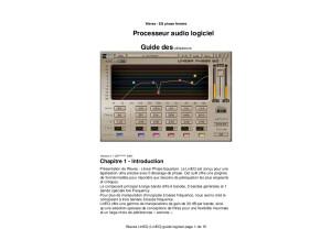 linear-phase-eq Français