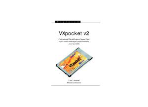 Digigram VX Pocket V2 Manual