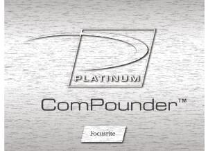 Focusrite Compounder - Brochure
