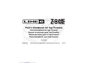 Line 6 Tap Tremolo En