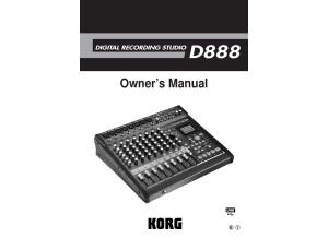 D888 Manual
