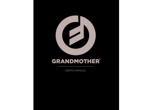 Moog grandmother-manual.en.fr