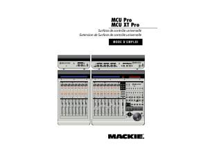 MCU Pro XT Pro (French)