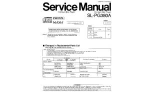 hfe_technics_sl-pg380a_service