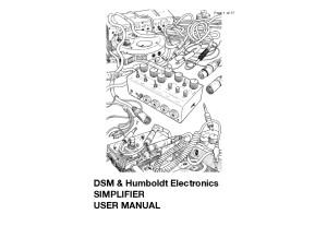 DSM&H_Simplifier_Manual v.1.2