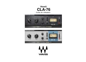 cla-76-compressor-limiter Manuel en français