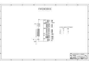 Echo AudioFire12 schémas circuits électroniques