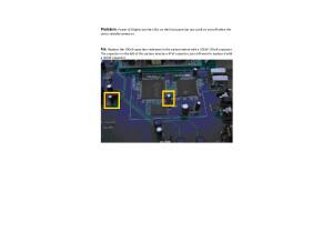 Echo AudioFire12 réparation condensateurs démarrage (en)