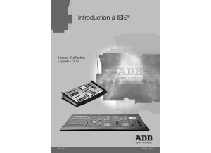 Intro to ISIS 2.10 systeme d'exploitation consoles ADB