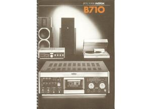 revox b710 manual