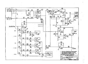 SWR Workingman's 300 - Preamp board
