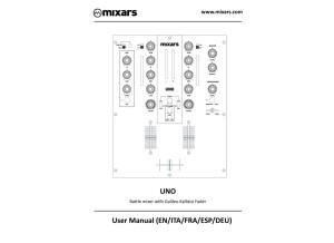 UNO_Manual
