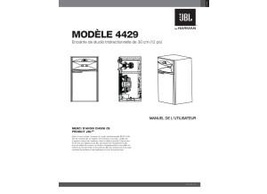 jbl 4429 (French)