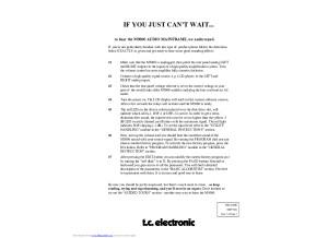 M5000 User's Manual (English)