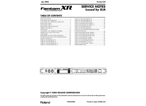 Fantom-XR_Service