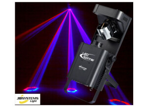 JB Systems LED Spinner