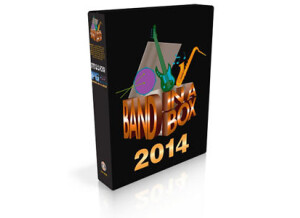 PG Music Band In A Box 2014