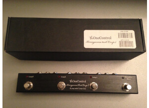 One Control Xenagama Loop Tail 2