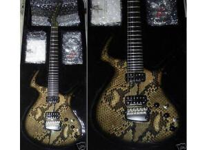 Parker Guitars Fly Mojo Snake Skin Limited Edition
