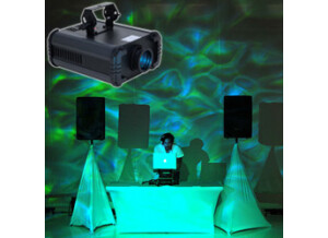 ADJ (American DJ) H2O LED DMX Pro