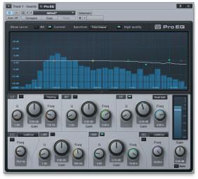 Le mixage audio en MAO