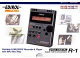 Enregistreur digital Roland Edirol R-1 portatif - Etat neuf !